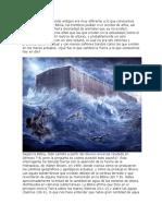 Historia Del Diluvio