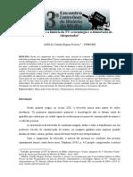 Globalizacao e a Historia Da TV a Tecnologia e a Democracia Do Telespectador