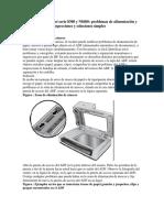Escáneres HP Scanjet Serie 8300 y N8400 Soluciones