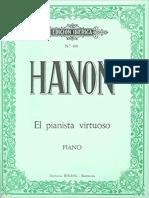 Metodo de Hanon