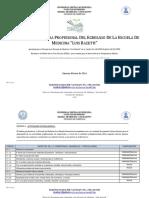 Perfil de Competencia Profesional EMLR - Versión2.0 Feb 2014