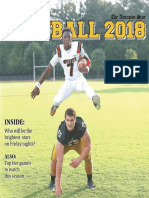 High School Football 2018