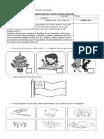 Guía Evaluada Historia y Geografia