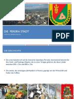 Die Pereira Stadt