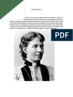 Sofia Kovalévskaya