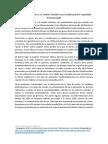 El Medio Ambiente y El Cambio Climático Son Desafíos Para La Seguridad Internacional. 2018. Gabriel Fernández