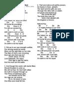 RUF Hymnbook 200303 wChords