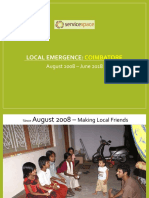 Local Emergence 2018 Coimbatore