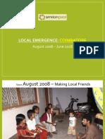 Local Emergence 2018 Coimbatore