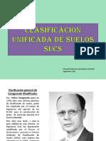 CLASIFICACION DE SUELOS - SUCS.ppsx