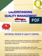 eDragon - Understanding Quality