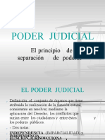 4) Poder Judicial