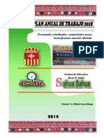 Plan Anual Trabajo-2018