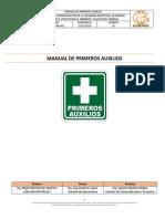 67.- Manual de Primeros Auxilios (VI.8.1)