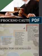8 Proceso Cautelar