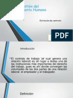 Extinción de Contrato (1)