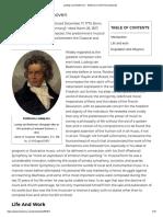Ludwig Van Beethoven -- Britannica Online Encyclopedia