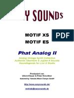 Motif_phat Analog II d