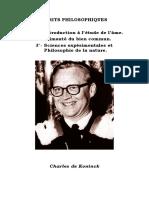Charles de Koninck - Da Alma e do bem comum