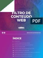 filtro de conteudo web
