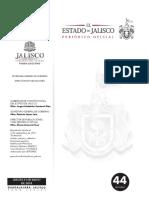 Reglamento LEEEPA Jalisco en Materia de Cerificación Ambiental