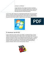 Windows y Sus Generaciones
