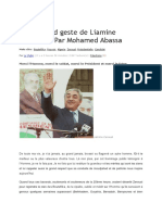 4 e Mandat Algerie