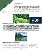 Lugares Turisticos y Ecoturisticos de Alta Verapaz
