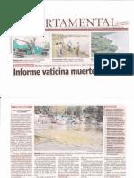Contaminacion de Lagos y Lagunas de Guatemala