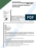 NBR 14594 Emulsões Asfálticas Catiônicas_1
