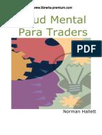 Salud Mental Para Traders - Norman Hallett
