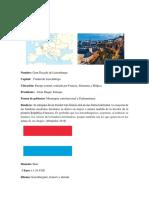Generalidades y Economía en Luxemburgo