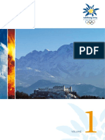 Salzburgo 2014 Olympic Bid Book