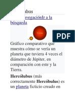 Hercólubus