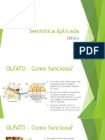 Semiótica Aplicada - Olfato