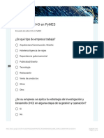 Estrategia de I+D en PyMES 1