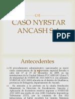 Caso Nyrstar. Derecho Minero