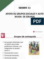 s14_apoyo de Grupos Sociales y Autoayuda de Grupos