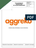 02.- Procedimiento Instalacion de Transformadores Pot-6600012439-Cc-014-002 Rev1