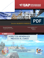 01.- Unidad i Las Eias. en Proyectos de Desarrollo