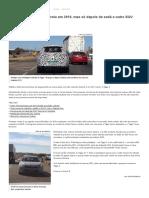 Fiat Toro ganha versão topo de linha Ranch por R$ 149.990 - Economia - BOL Notícias
