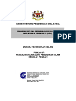 01. Modul PIMK2013R Pengajian Kurikulum Pendidikan Islam-1.pdf