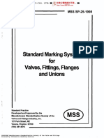 MSS SP-25-1998 Standard Marking System for Valves, Fittings, Flanges and Unions.pdf