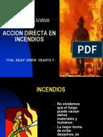 Accion Directa en Incendios