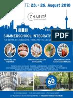 Summerschool Integrative Medizin Charité Berlin