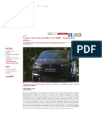 Teste_ Fiat Cronos Drive 1.3 GSR - Retomada Eficaz - MotorDream