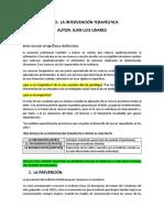 Resumen Texto Intervención Expo