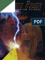 Patrick Flanagan - Pyramid Power - The Millennium Science