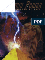 Patrick Flanagan - Pyramid Power - The Millennium Science