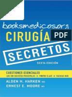 Cirugia Secretos 6a Edicion_booksmedicos.org